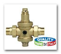 "Regulátor tlaku vody 2"" art.142 Eurobrass Malgorani"