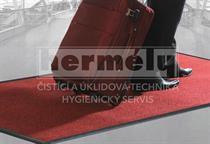 Textilní rohož PERLA 100x250cm