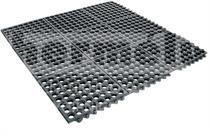 Rohož gumová OCTA modulová 90x90x1,5cm