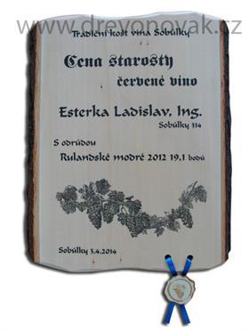 Diplom košt vína č.776