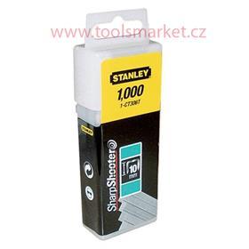 STANLEY 1-CT306T Spony balení 1000ks 10mm