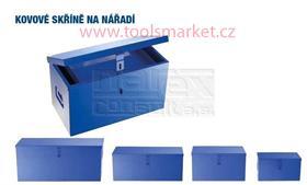 TONA EXPERT E010209T Box kovový 520x290x294 modrý