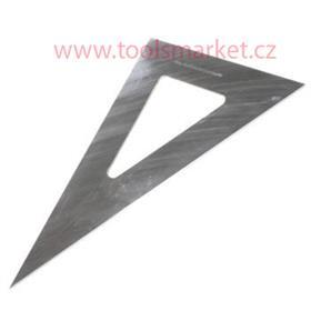 Trojúhelník ČSN255163 60° 250mm KINEX 4085