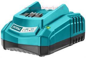 Nabíječka 20V, industrial TOTAL