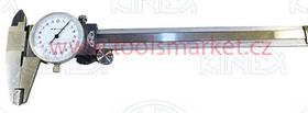 KINEX 6013 Posuvné měřítko s úchylkoměrem 150/40 0.02mm ČSN251235 DIN862