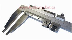 KINEX 6016.125 Posuvné měřítko se šroubkem 600/125 0.02mm ČSN251230 DIN862