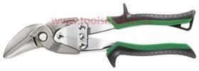 TONA EXPERT E020904T Nůžky na plech pravé 248mm