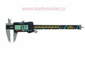 KINEX 6040.2 Posuvné měřítko digitální 150/40 0.01mm ČSN251236 DIN862