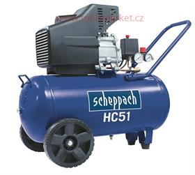 Kompresor HC 51 SCHEPPACH