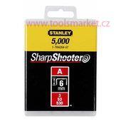 STANLEY 1-TRA205-5T Spony LD balení 5000ks 8mm typ-A