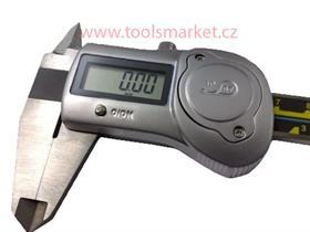 KINEX 6040.16 Posuvné měřítko do vlhkého prostředí 200/50 0.01mm IP67