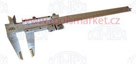 KINEX 6002 Posuvné měřítko vnitřní se šroubkem 200/50 0.02mm ČSN251238 DIN862