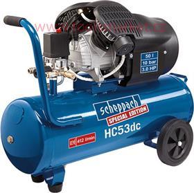 Kopie - SCHEPPACH HC 52 DC Kompresor olejový 50L 2200W 412L/min 8bar