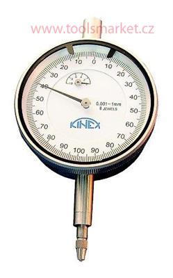 KINEX 1155.3 Úchylkoměr číselníkový 60/0,001 ČSN251816