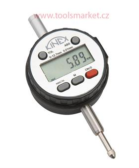 KINEX 1155.5 Úchylkoměr číselníkový digitální 0-10 0.01