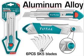 Nůž ulamovací kovový, 18mm, industrial