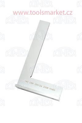 KINEX 4020 Úhelník zámečnický příložný PN255124 100x63