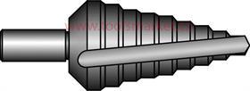 Vrták stupňovitý HSSE 6-38 BUČOVICE 691030