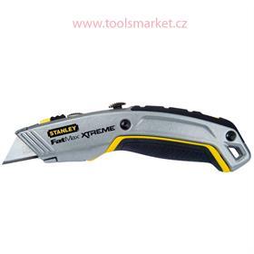 STANLEY 0-10-789 Nůž dvouplátkový zasouvací FatMax Xtreme