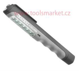 Tona Expert Tužková LED nabíjecí USB svítilna E201406