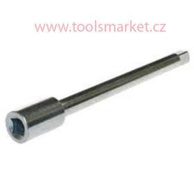 Nástavec pro závitník 4,3mm L105mm ČSN241151 BUČOVICE 999043