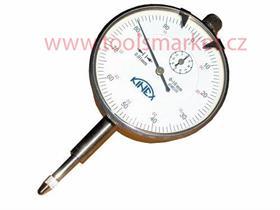 KINEX 1155.4 Úchylkoměr číselníkový 60S 0-10 0.01 ČSN251811