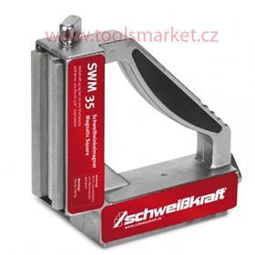 Vypínatelný svařovací úhlový magnet SWM 35 Schweißkraft
