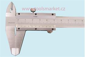 KINEX 6000.2 Posuvné měřítko se šroubkem 150/40 0.02mm ČSN251238 DIN862