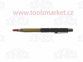 KINEX 3025.4 Jehla tužka rýsovací s karbid.hrotem a důlčíkem