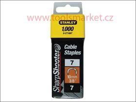 STANLEY 1-CT106T Spony balení 1000ks 10mm typ-C
