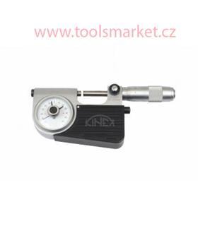 Pasametr 0-25 0.001mm DIN863 KINEX 7126