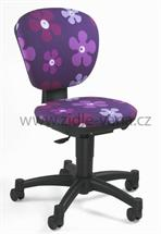 Dětská židle - Power Ergokid 15 Květinky