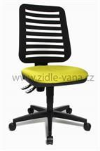 Kancelářská židle - Artwork 10 bílo-černý opěrák
