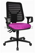Kancelářská židle - Artwork 10 černý opěrák