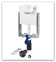 Závěsný modul WC pro zazdění LIV-MOUNT 669931