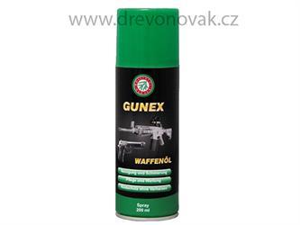 Gunex - olej na zbraně ve spreji 200ml