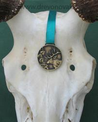 Medaile podle hodnocení CIC jelena č.817