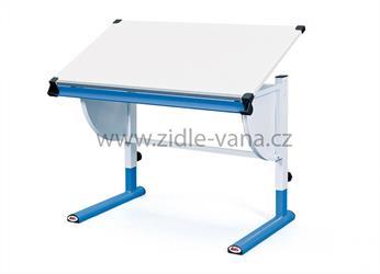 Dětský rostoucí stůl CETRIX - modrý