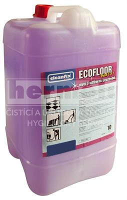 Ecofloor Fresh 3 v 1 (10 l)
