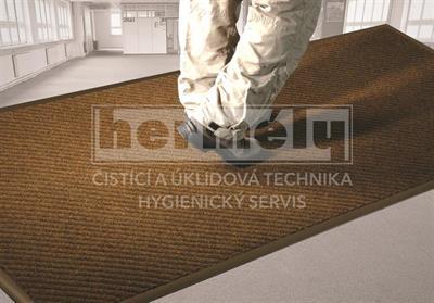 Vstupní rohož CROSS 100x250cm