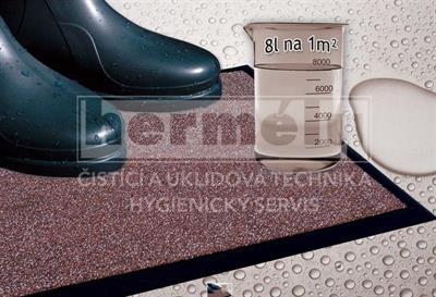 vstupní rohože AQUA STOP 100 x 400 cm