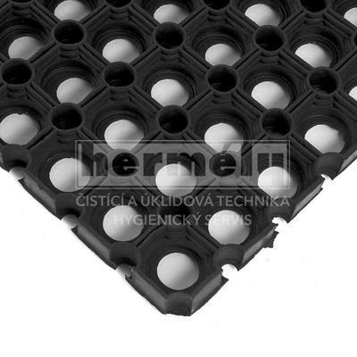 Rohož gumová HONEYCOMB 100x150x2,3cm
