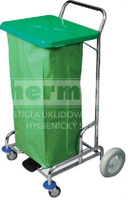 Úklidový vozík PEDALBAG 220 - 120l