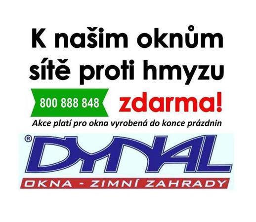DYNAL_AKCE_sítě proti hmyzu_ZDARMA