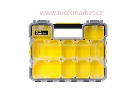 Fatmax® Profesionální organizer s plastovými přezkami - mělký STANLEY