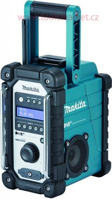 Rádio Aku DMR110 DAB,Li-ion 7,2V-18V