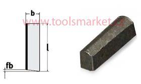 Upichovací destičky, šířka 3,5mm, 5ks 3441261 OPTIMUM