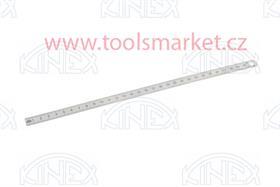 KINEX 1017 Měřítko ocelové ohebné 300x13x0,5 INOX ČSN251124