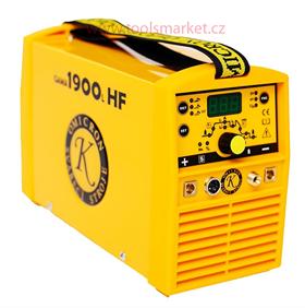 GAMA 1900L HF - invertorový svářecí zdroj