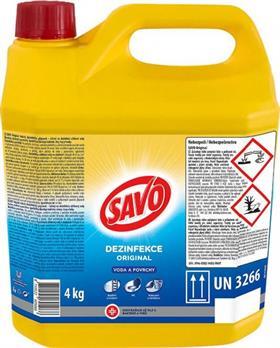 SAVO ORIGINÁL - 4000 ml